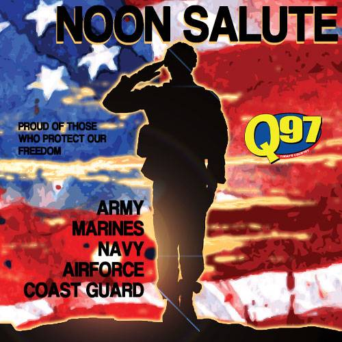 NoonSalute